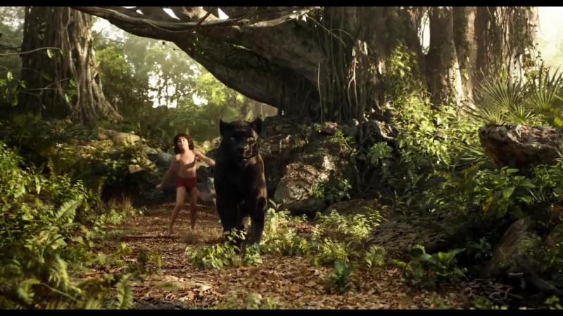 Книга джунглей. Русский трейлер 2 2016 HD