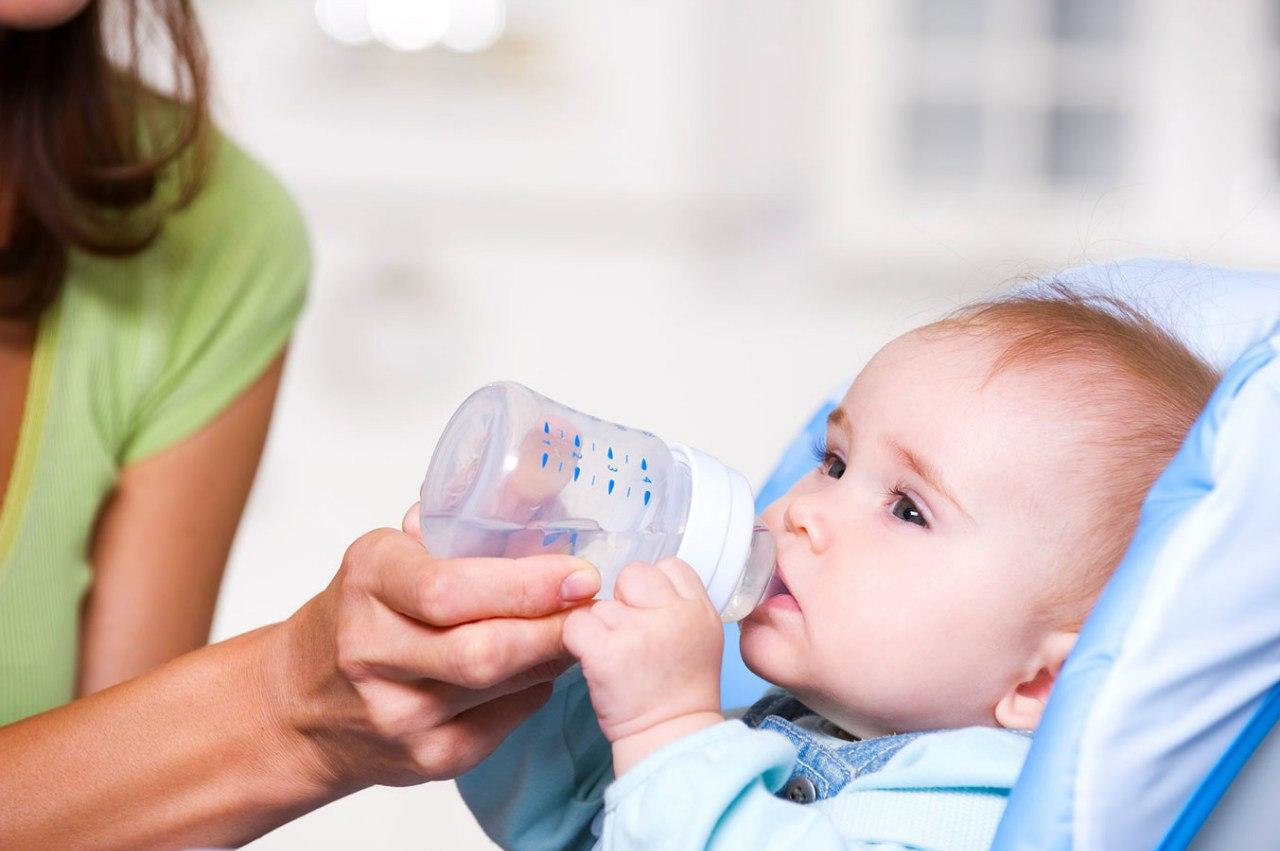 смесь для новорожденных