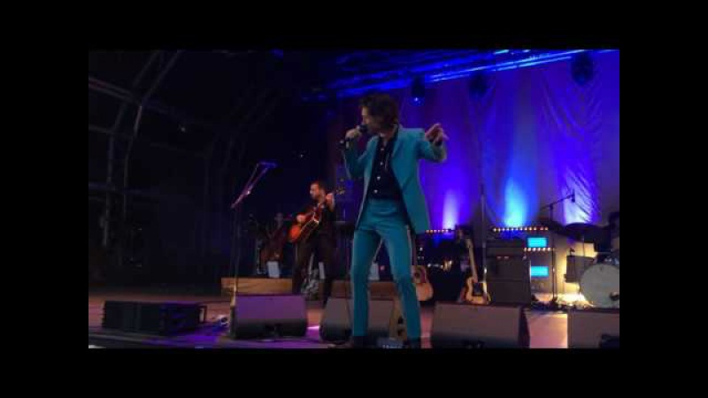 The Last Shadow Puppets - Last Night I Dreamt That Somebody Loved Me @ Castlefield Bowl, 2016