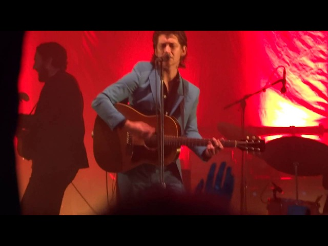 The Last Shadow Puppets - Bourne Identity - Castlefield Bowl