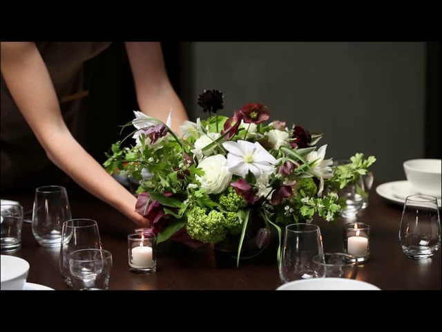 Field Florist's Spring Arrangements