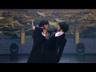 Танцы. Битва сезонов: Митя Стаев и Никита Орлов (серия 9)