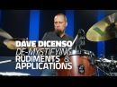 Dave DiCenso De Mystifying Rudiments Applications DRUMEO