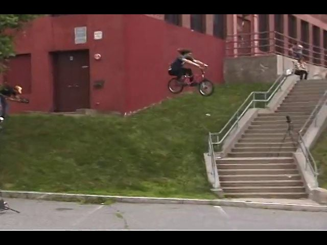 Albie Bennett in Off The Map 2