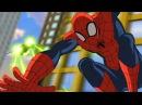 Великий Человек-паук - Состязание чемпионов. Часть 1 - Сезон 3 Серия 23 | Marvel