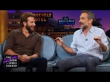 Mike Tyson 'Hangover' Stories w Bradley Cooper &amp Todd Phillips
