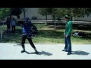 Industrial Dance vs Shuffle [Sariax Corporation vs Hard Style Hunterz] Dance With The Wolves