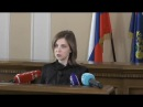 Заявление прокурора Республики Крым Натальи Поклонской по поводу блокировки сайта «Крым.Реалии»