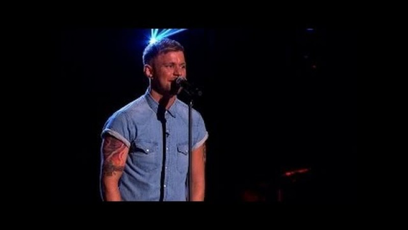 Lee Glasson 'Can't Get You Out of My Head' The Voice UK Season 3 Blind Auditions
