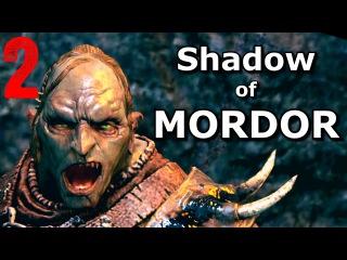 Прохождение Middle-earth: Shadow of Mordor - (Средиземье: Тени Мордора) - 2 серия