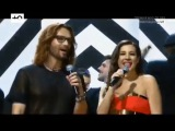 A'Studio ft. Tomas N'evergreen - The Only Thing (Премия МУЗ-ТВ, 05.06.15)