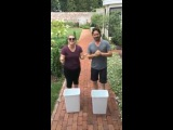 Келли Кларксон(Блексток)  #Kelly Clarkson - ALS Challenge 22 08 2014