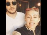 Майли Сайрус  -Miley Cyrus (ALS Ice Bucket Challenge) 19 08 2114 http://vk.com/public53281593