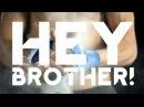 Avicii - Hey Brother (Lyric) ПРЕМЬЕРА ! HD