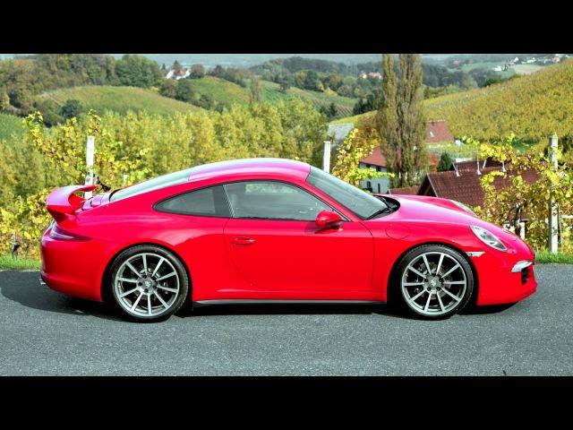 Porsche 911 Carrera 4S Aerokit Cup 991 2012–15