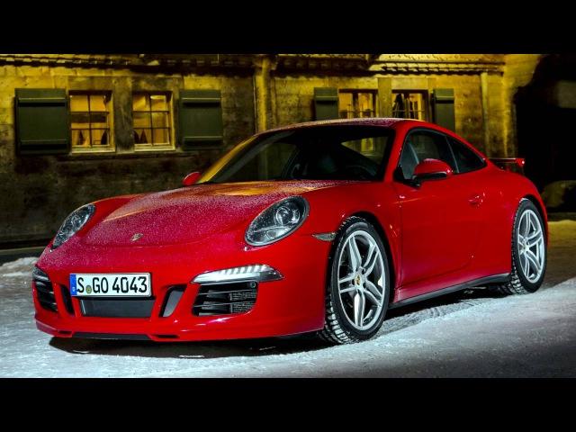 Porsche 911 Carrera 4 Coupe Aerokit Cup 991 2012–15