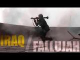 Бой на передовой в Фаллудже. Война в Ираке / At the forefront of the attack in Fallujah. Iraqi war