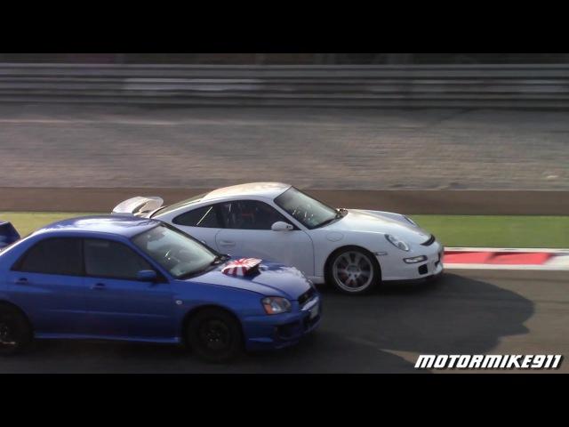 Monza Track Day 31/01/2016 - Nissan GT-R, Lotus Exige S, Subaru Impreza More