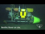 MBARI Benthic Rover travels across seafloor to monitor impact of climate change
