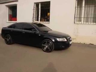 Audi A6 C6 ауди а6 с6 R19