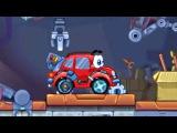 Машинка Вилли 11 серия. Вилли путешествует во времени. Мультики про машинки. Машинки для детей