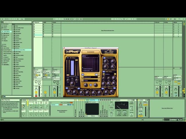 Bass Tutorial 004 (Disprove,Noisia, Culprate)