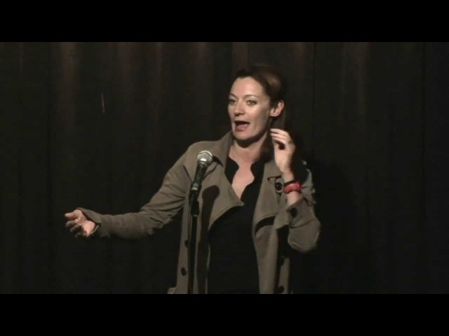 How Can I Be A Comedian - Michelle Gomez at The Comedy Store - GladiolusTV