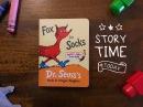 Fox in Socks by Dr. Seuss. Read aloud.