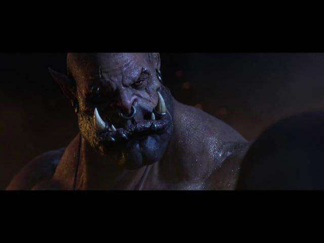 Warlords of Draenor Русский трейлер Gamescom 2014