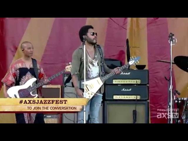Lenny Kravitz - Are You Gonna Go My Way - New Orleans Jazz Heritage Festival 2015