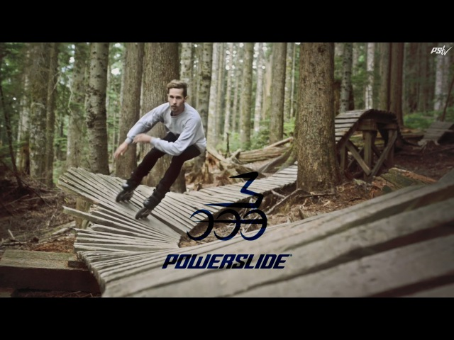 The north shore - Vancouver, Canada - Powerslide Off-Road inline skating