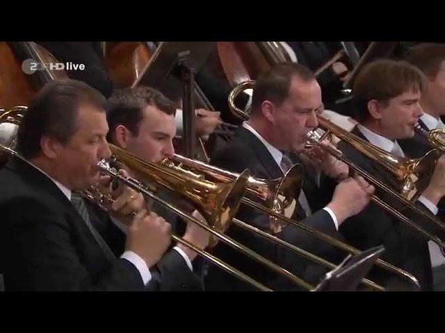 Egyptian March - Johann Strauss II - Wiener Philharmoniker