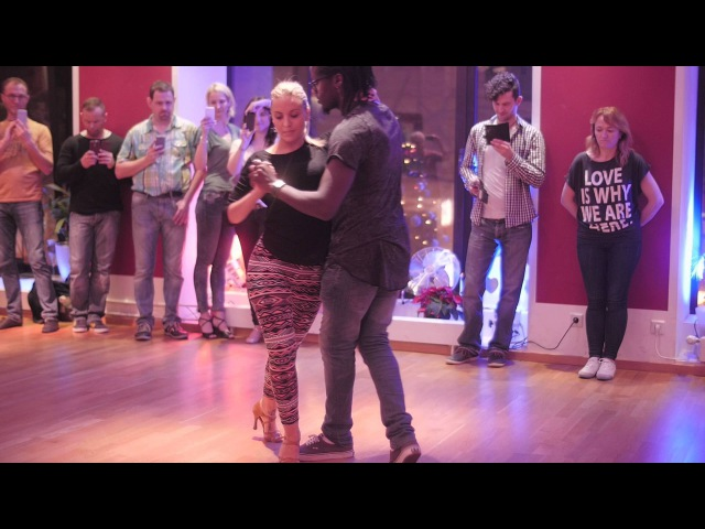 Enah Carolina   Urban Kizz (Kizomba Style) 1 Tanzschule Monika Bauer Frankfurt
