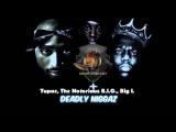 2pac - Deadly Niggaz Ft. Notorious B.I.G, Big L ( Dj ThugCent Remix ) (1)