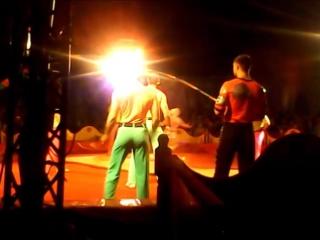 1) Цирк Шапито