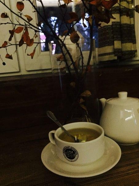 Запрошуємо на чай у теплій