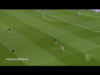 Anthony Martial Goal