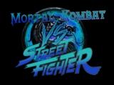 MK vs. SF׃ Fight for the Universe - Геймплейный Трейлер