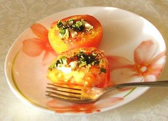 Поджаренные помидоры по-провансальски T5en2ABOtqI