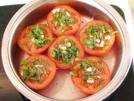 Поджаренные помидоры по-провансальски P-vkzFexrKY