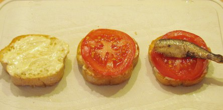 Бутерброд-вкуснотища SnrxV3wWHIo
