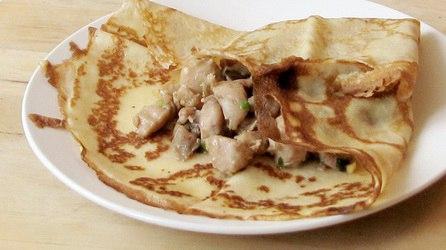 Стир-фрай из курицы с имбирем и грибами (Stir-fry) Cq7CTBZmcwg