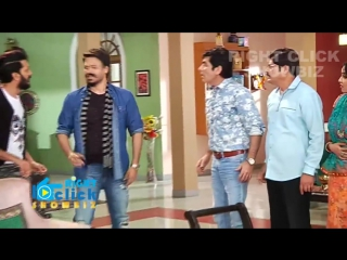 Bhabhiji Ghar Pe Hai Serial Episode _ Great Grand Masti Promotion _ Urvashi Rautela, Ritesh, Vivek