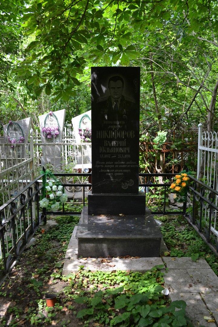 Украина. Одесса. Офицерское кладбище. Июнь 2016 г. (фото и описание) YLXLOSiYnVA