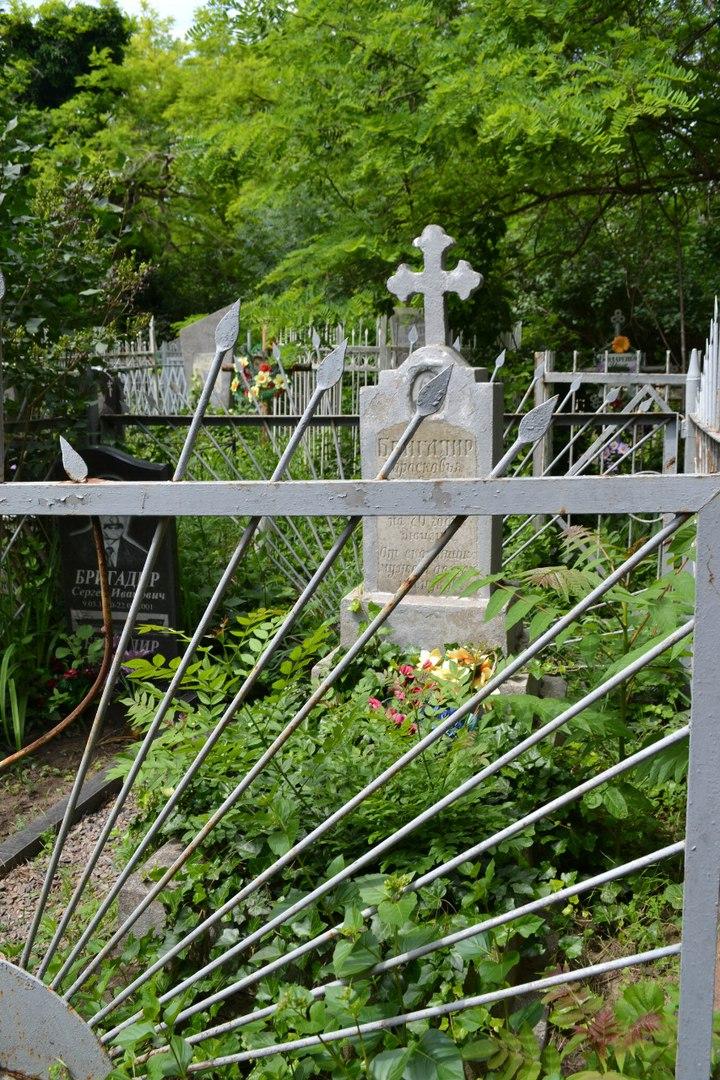 Украина. Одесса. Офицерское кладбище. Июнь 2016 г. (фото и описание) 3nTjbGlXdJw