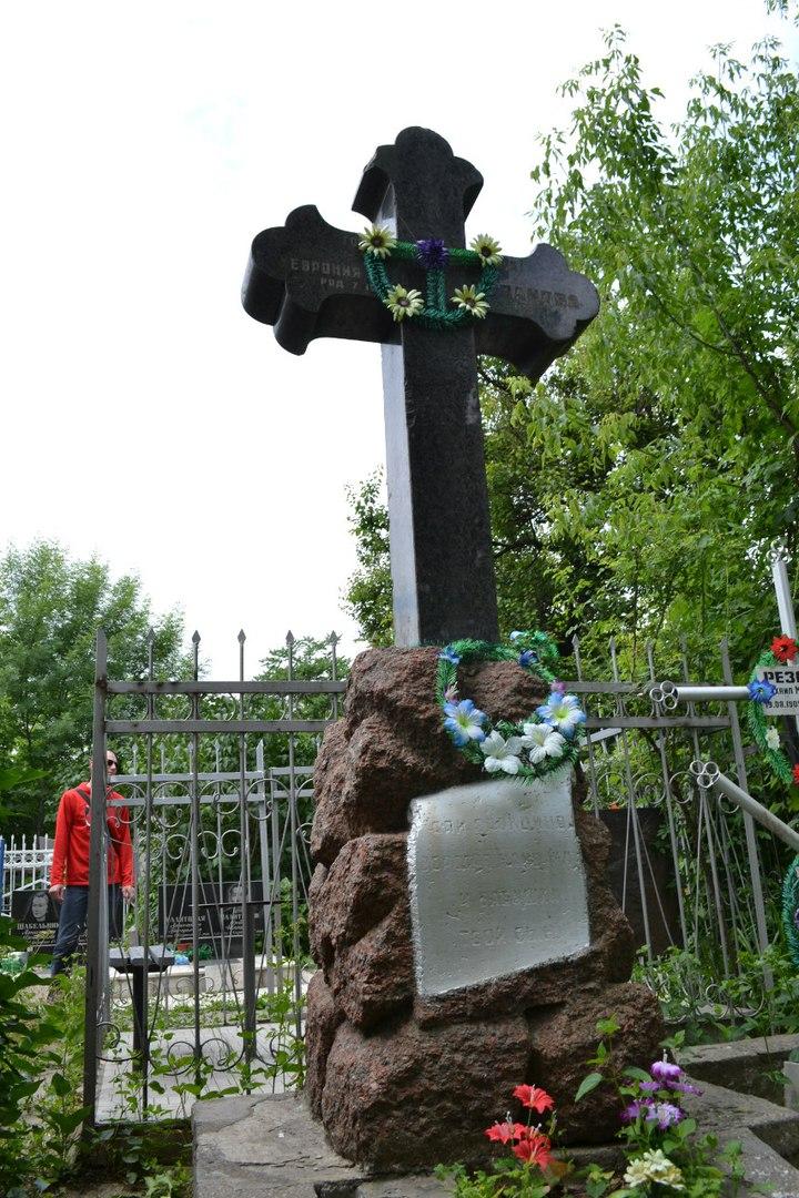 Украина. Одесса. Офицерское кладбище. Июнь 2016 г. (фото и описание) QeZPZORhPcc