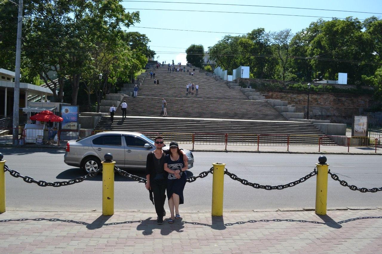 Елена Руденко (Валтея). Украина. Одесса. Морской вокзал. Июнь 2016 г. (фото и описание). PBw4vgwpos8