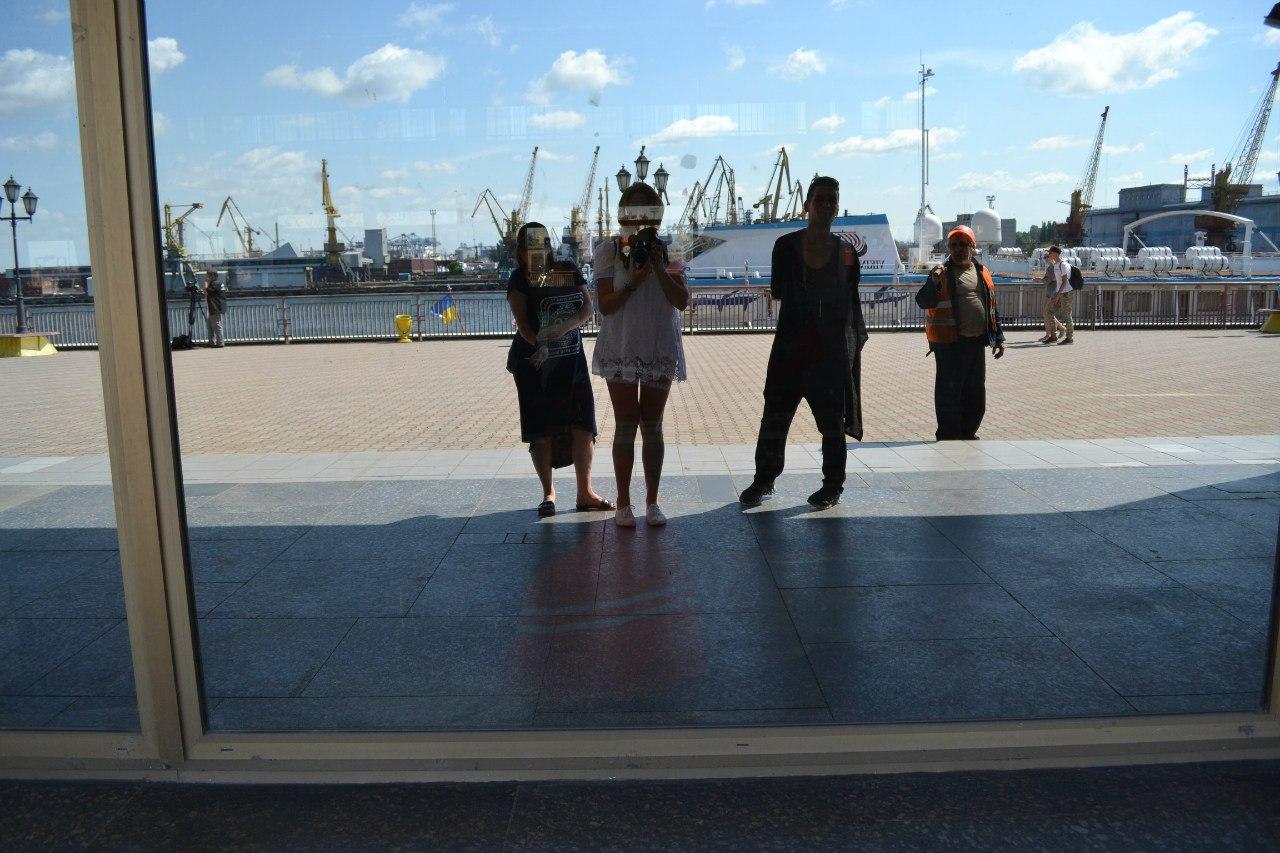 Елена Руденко (Валтея). Украина. Одесса. Морской вокзал. Июнь 2016 г. (фото и описание). 0NXDiU9dUHg