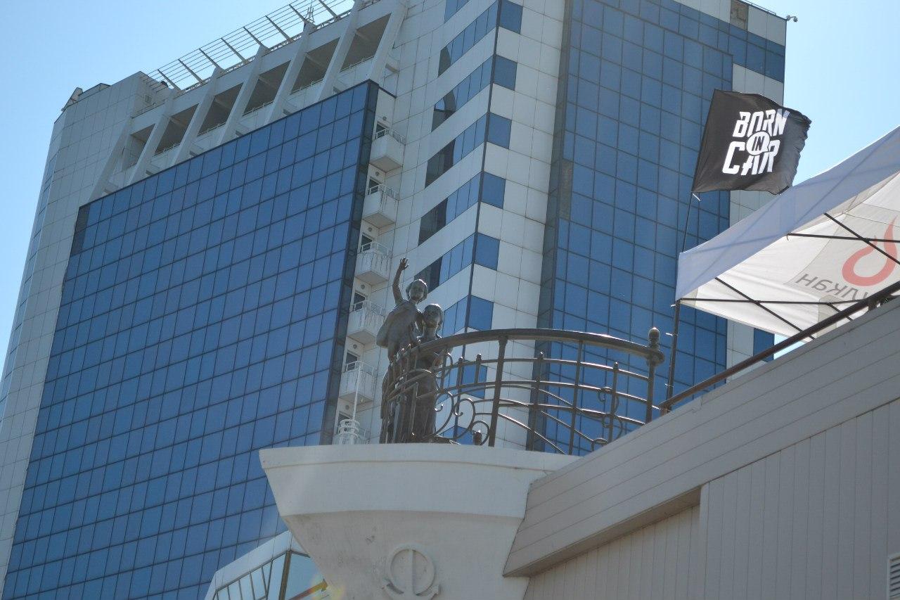 Елена Руденко (Валтея). Украина. Одесса. Морской вокзал. Июнь 2016 г. (фото и описание). JJlSLYcEM18