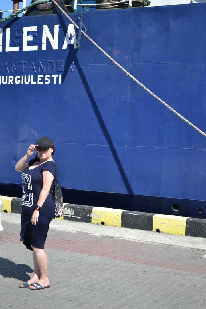 Елена Руденко (Валтея). Украина. Одесса. Морской вокзал. Июнь 2016 г. (фото и описание). Jpz7CaHpR3c